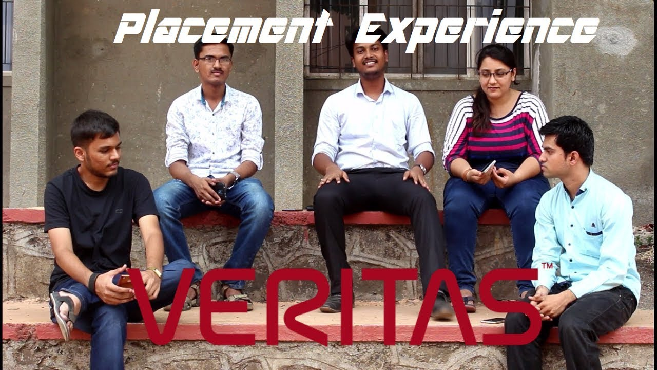 Veritas 2018 - Freshers - Complete Experience | Placement Strata