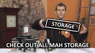 Reliable Data Storage on the Cheap!