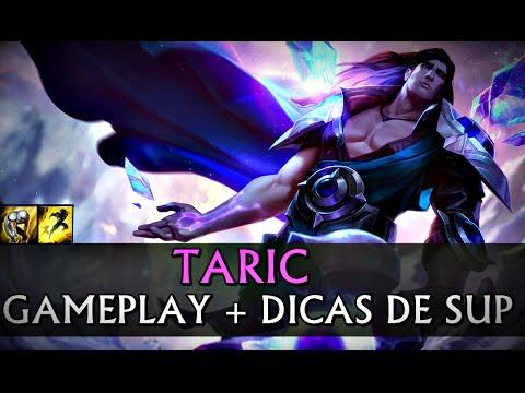 League Of Legends Taric L Sona Sup Fez Build Mid E Olha No Que Deu