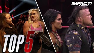 Top 5 Must-See Moments from IMPACT Wrestling for Nov 5, 2019 | IMPACT! Highlights Nov 5, 2019