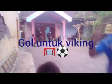 Pertandingan viking vs kacong kaibon