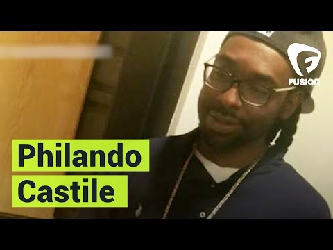 Philando Castile Shot and Killed While His Girlfriend Caught It All On Facebook