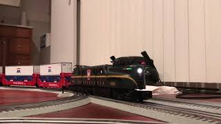 MTH O Scale Premier Protosound 3.0 Pennsy GG1 Electric Locomotive Debut