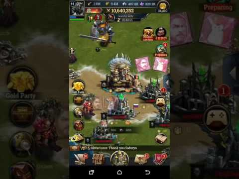 Clash Of Queens The Kingdom War King76#king#8