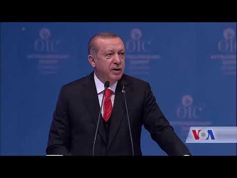 Turkey at OIC calls Jerusalem as Palestine capital - VOA Ashna
