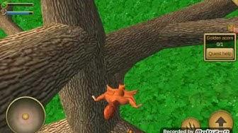 Eichhörnchen Simulator(2)Suche nach der eichel