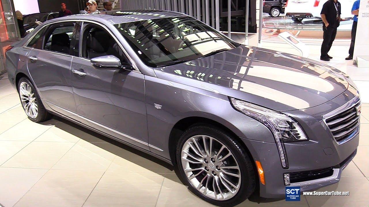 2018 Cadillac CT6 3.6 AWD - Exterior and Interior ...