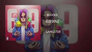 6IX9INE - BLOODS (Audio)