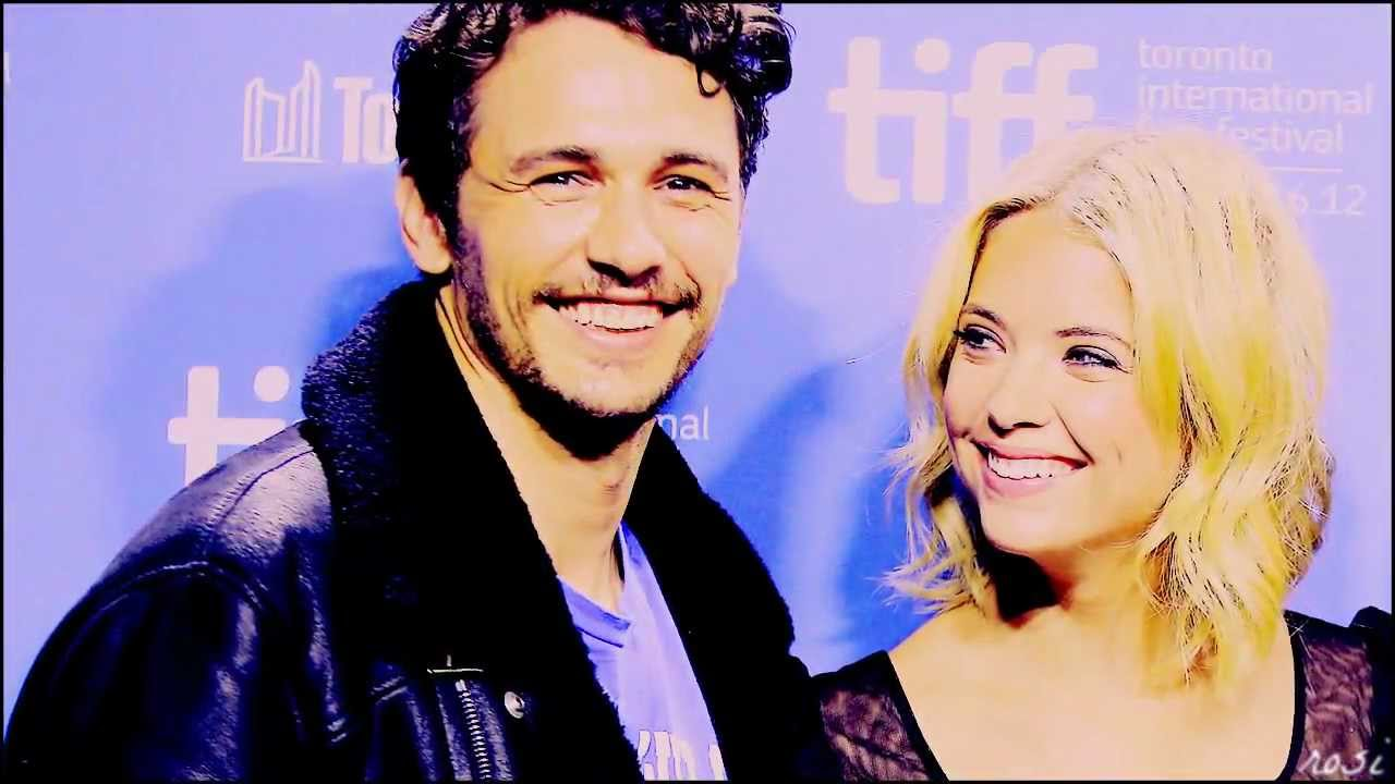 james franco & ashley benson | it girl - YouTube
