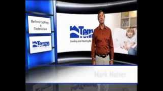 heating Dallas TX How to find heating repair Coppell TX ,with TempoAir.com Video