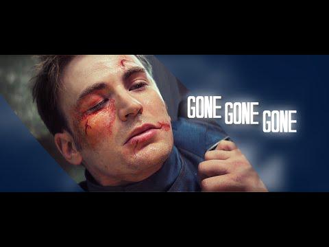Steve + Bucky | Gone Gone Gone