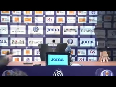 Conférence - Willy Sagnol et Pascal Dupraz au micro