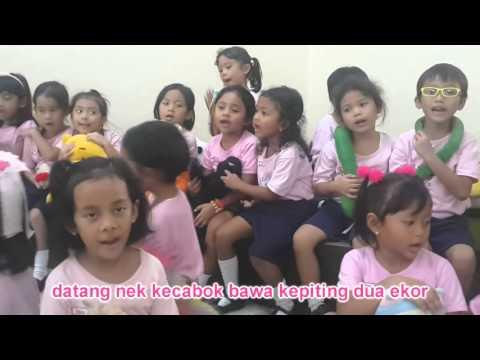 Cik Cik Periuk Lagu Daerah Kalimantan Barat