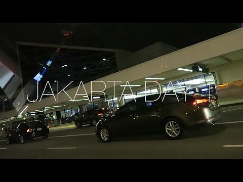 TRAVIE TRAVELS - JAKARTA Day 1