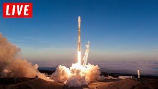 Запуск Crew Dragon компании SpaceX Илона Маска