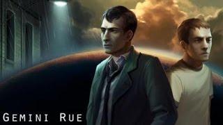 gemini Rue - необычный квест   на Android ( Review)