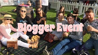 Life in Edinburgh: Super fun blogger event!