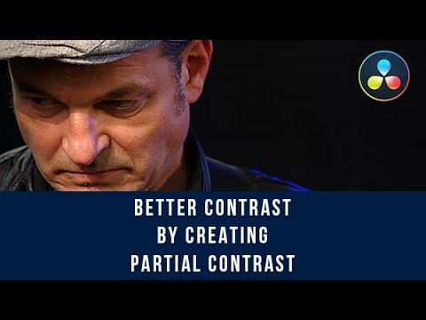 DaVinci Resolve CONTRAST TUTORIAL   Achieve Better Contrast   Alternate Technique thumbnail