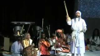 Khaibar Fakir at Dui Banglar Baul Sango