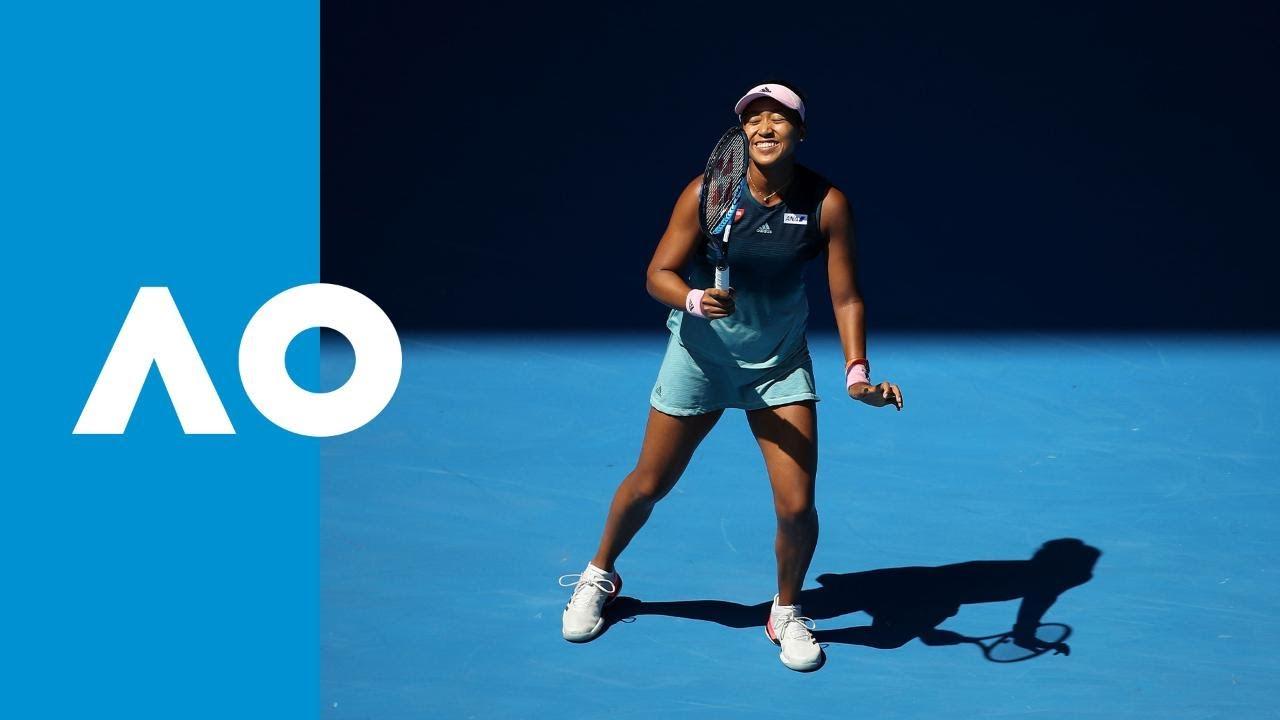 Naomi Osaka v Elina Svitolina match highlights (QF) | Australian Open 2019