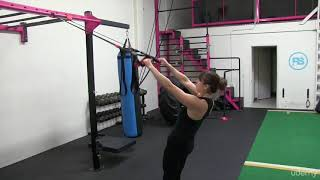 "The Full-Body Suspension Trainer Workout Program : ""Y"