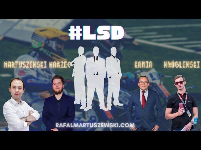 #LSD [S03E03]: Unia poza play-off, Falubaz do spadku? (Kania, Marzec, Wróblewski, Martuszewski)