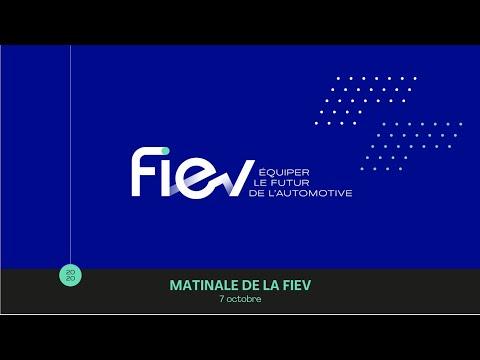 Matinale de la FIEV - Région Grand Est et Bourgogne-Franche-Comté - 7 octobre 2020