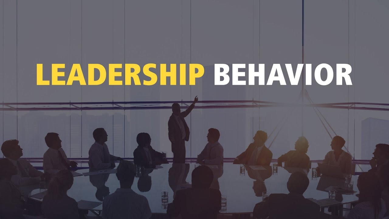 Image result for leadership behavior