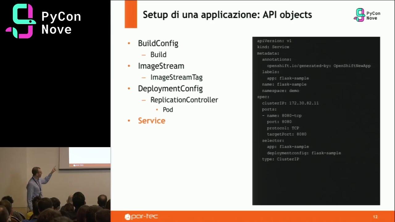 Image from DevOps di applicazioni Python (e non solo) su OpenShift
