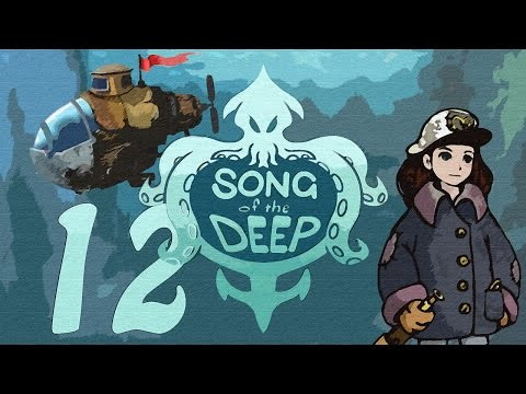 Song of the Deep Walkthrough Gameplay 60FPS HD - Sonar - Part 12 [No Commentary]