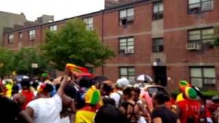West Indian Day Parade 2013 - Labor Day Carnival 2013 _ Grenadian Truck  2013