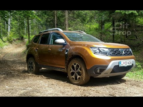 Dacia Duster  Prestige 1.5 dCi 110 4×4 Review