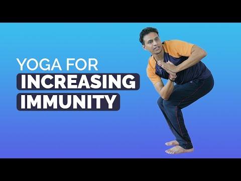 yoga for increasing immune system  yog4lyf