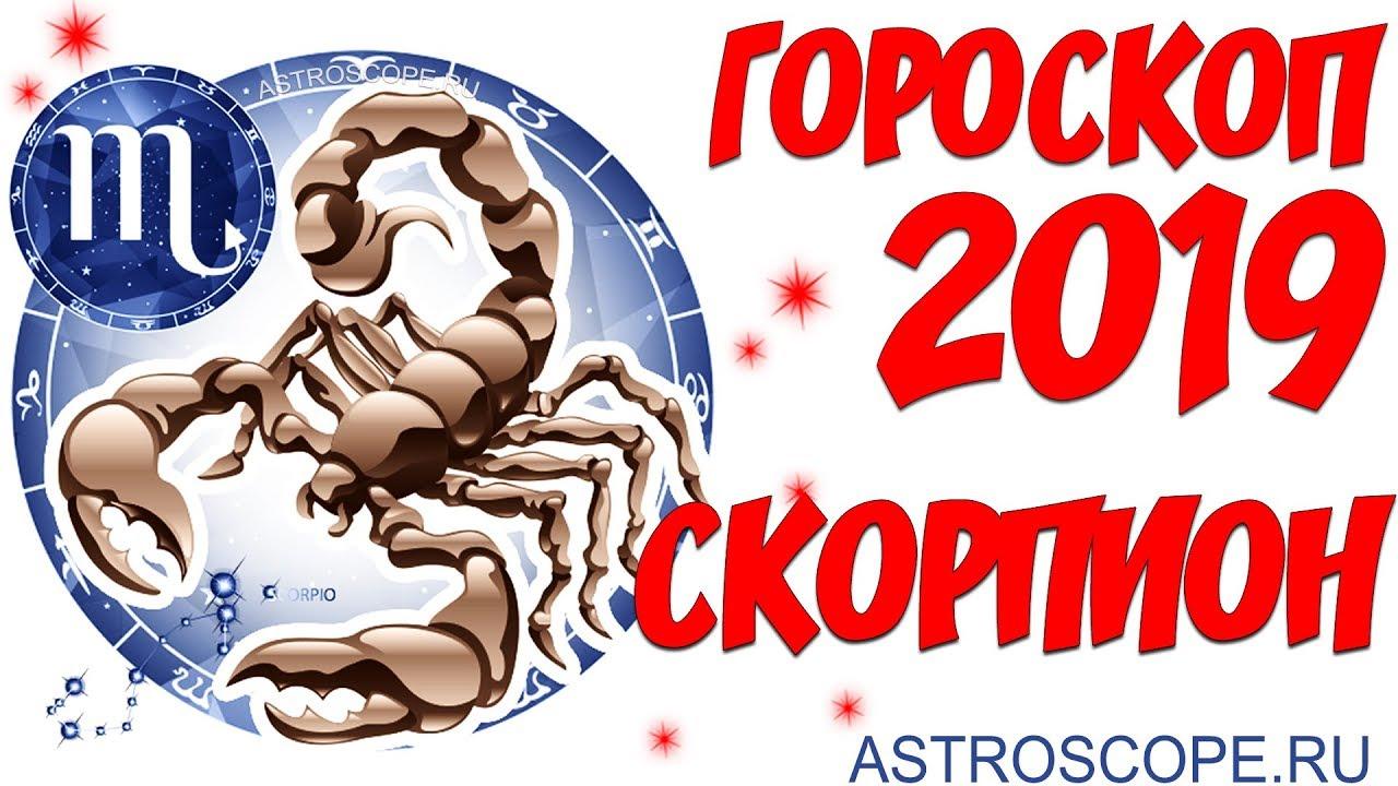 Гороскоп для Скорпиона на 2019 год: что нам обещают звезды? рекомендации