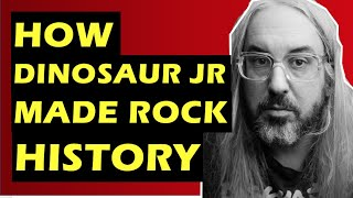 DInosaur Jr: How TV Pirates & Renegade Algorithms Made Over Your Shoulder A Number #1 Hit