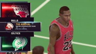 NBA 2K11 Jordan Challenge The Arrival