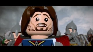 Repeat youtube video LEGO Lord of the Rings - All Cutscenes