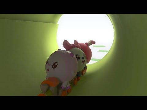 Малышарики - Зеленука  31 серия  | Обучающие развивающие мультфильмы