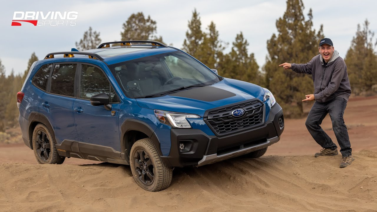 2022 Subaru Forester Wilderness Review and Off-Road Test