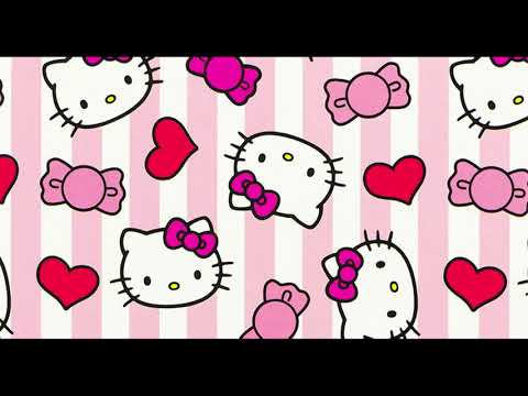 10Hrs Hello Kitty Opening Theme Song (Japanese)