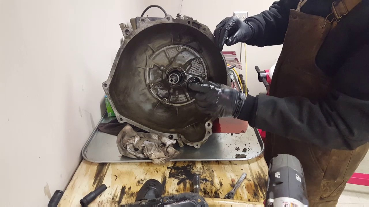 hight resolution of ford 4r75e 4r70e automatic transmission rebuild part 1 youtube rh youtube com 46re diagram 46re diagram