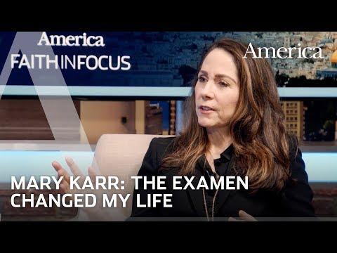 Mary Karr on Ignatian Spirituality | Faith in Focus