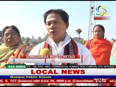 Impact News Manipuri 01 December 2016