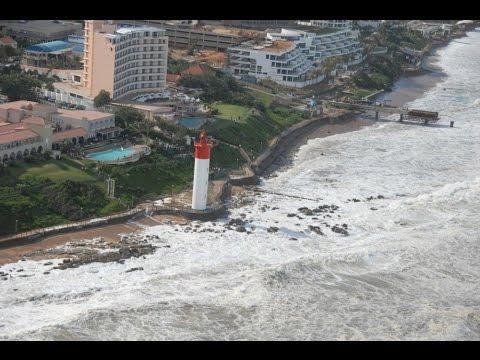 Durban Tidal Surge Damage 1
