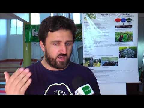 Entrega de Quintais Orgânicos de Frutas: Parceria Embrapa / EFASC