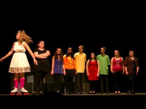 Althoff Catholic High School October 2014 Xanadu Excerpts of Musical
