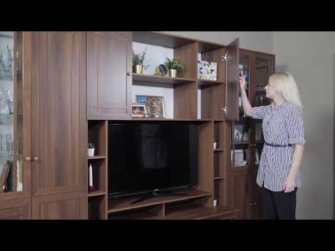 Модульная гостиная Марко В интернет-магазине Собственная комната Ownroom Ru