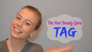 The New Beauty Guru TAG! Thumbnail
