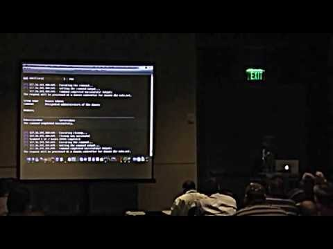 Owning Computers Without Shell Access - BSidesPR 2013 (Royce Davis)
