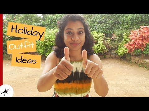 Stylish Outfit Ideas For A Holiday   LookBook   Arpitharai